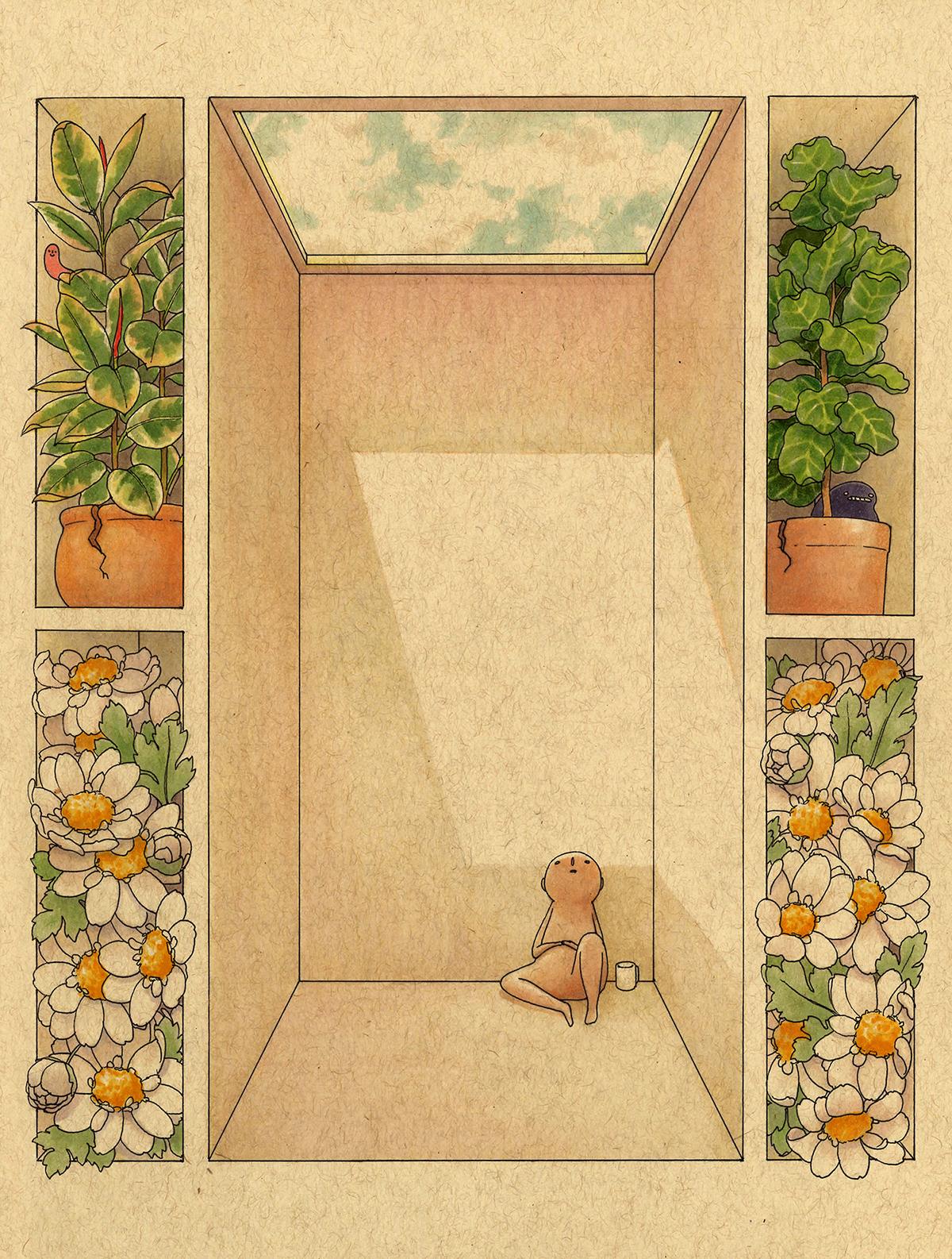 Ilustración de Felicia Chiao.