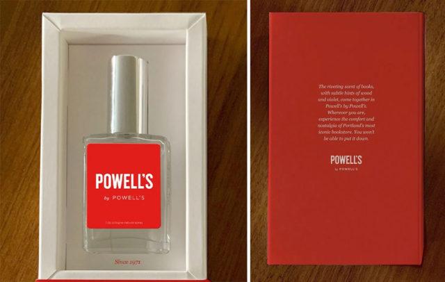 Smell Like A Million Books With Powell's Books New Fragrance 'Eau de Bookstore'