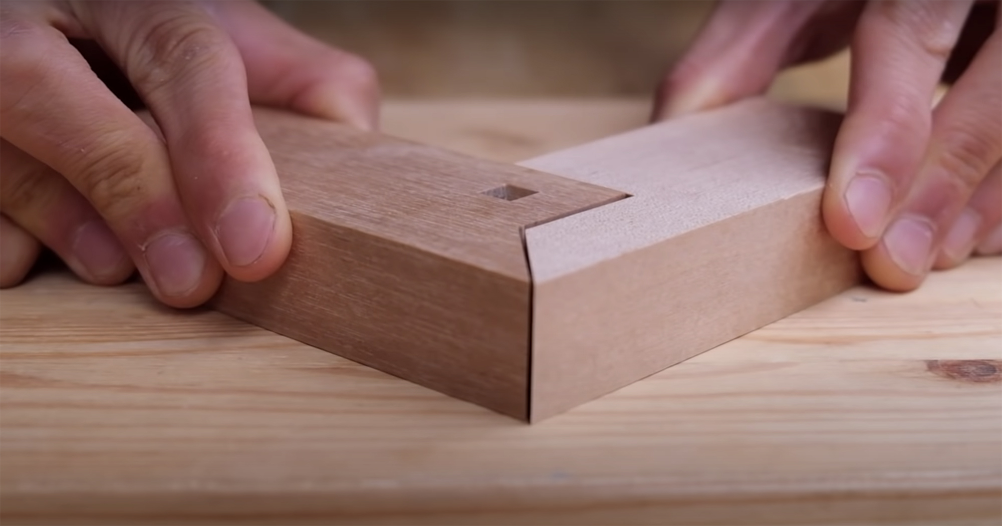 Dive Into the Incredibly Satisfying Art of Japanese Wood Joinery