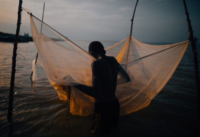 An Intimate Photographic Series Glimpses the Lives of the Children Who Fish in Ghana's Lake Volta