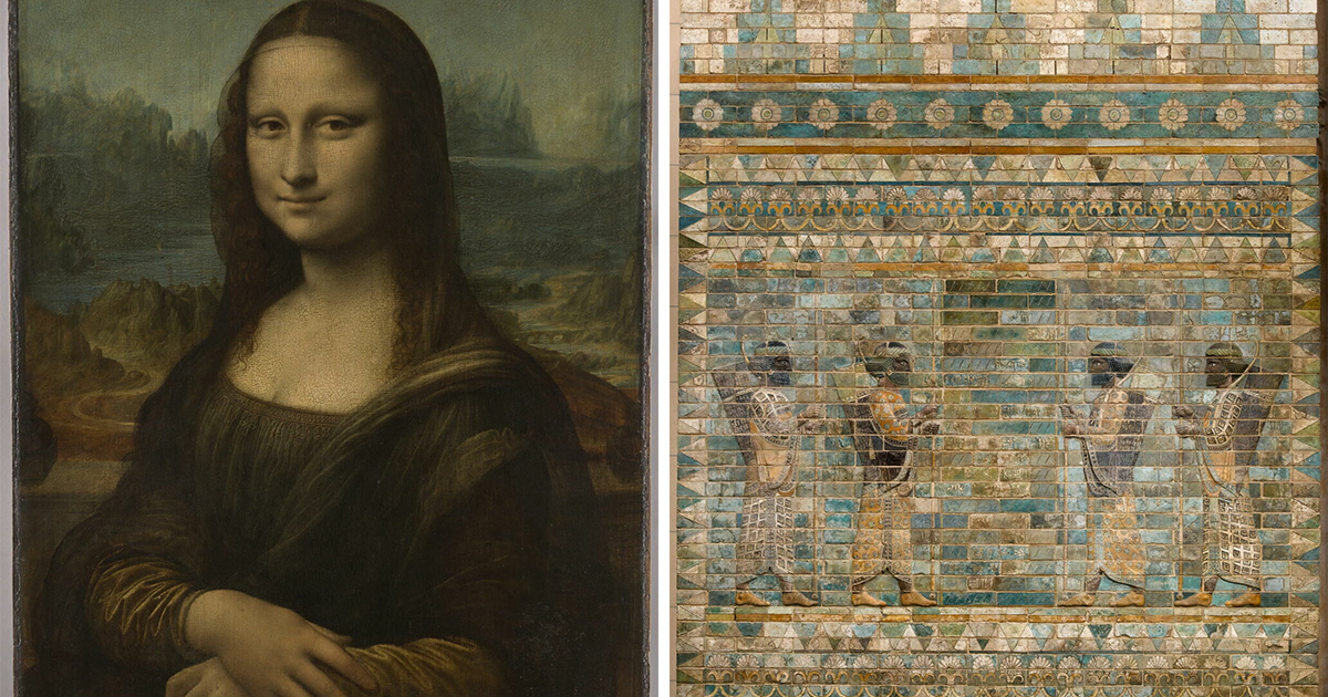 Explore the Louvre's Entire Collection of 480,000 Artworks in a New Digital Database