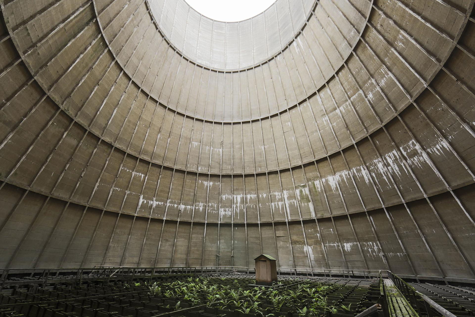 Natureza conquista Arquitetura abandonada - fotos de Jonk Artes & contextos jonk 4