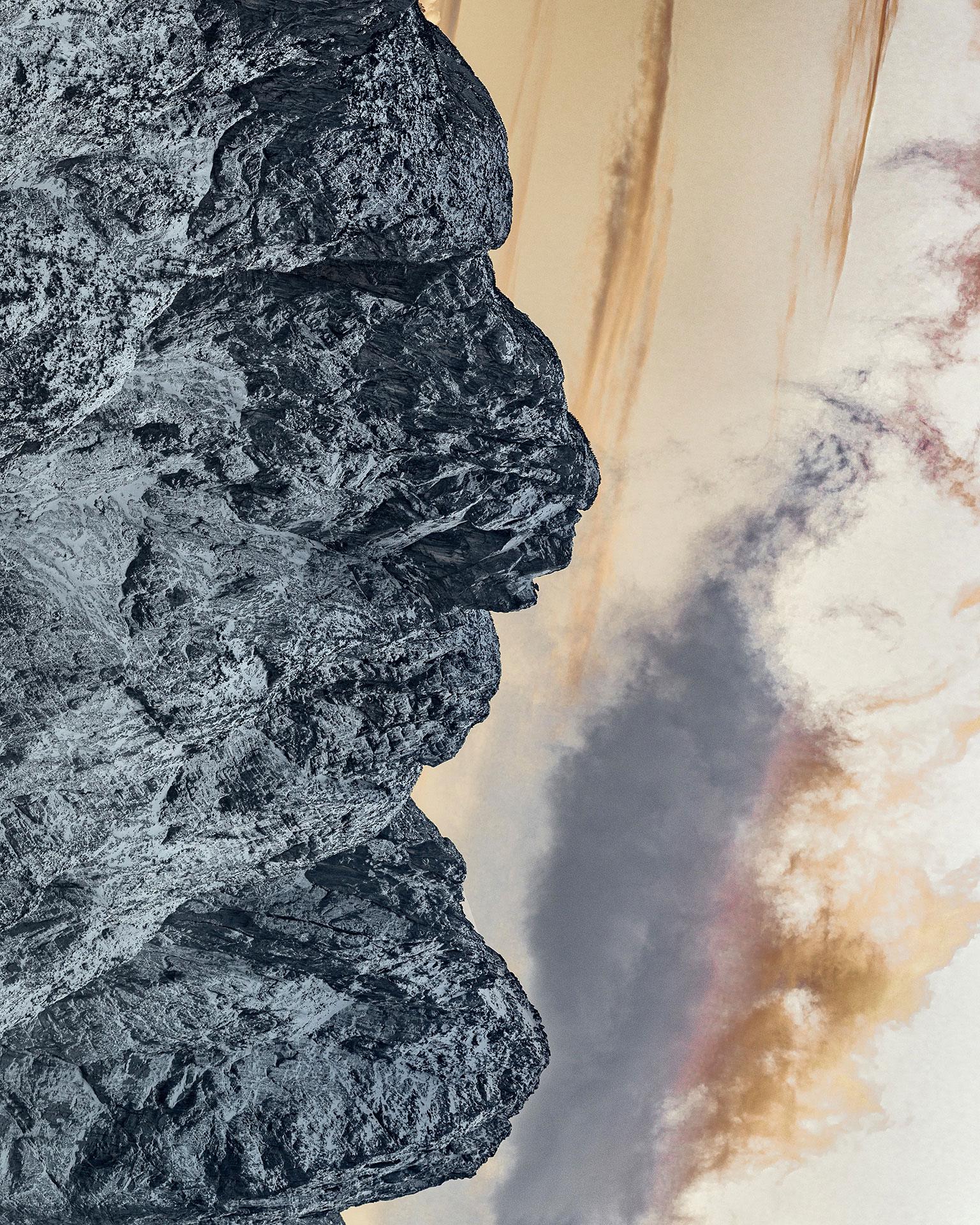 Bernhard Lang Fotografa Imagens Ilusórias de Montanhas Artes & contextos lang 2