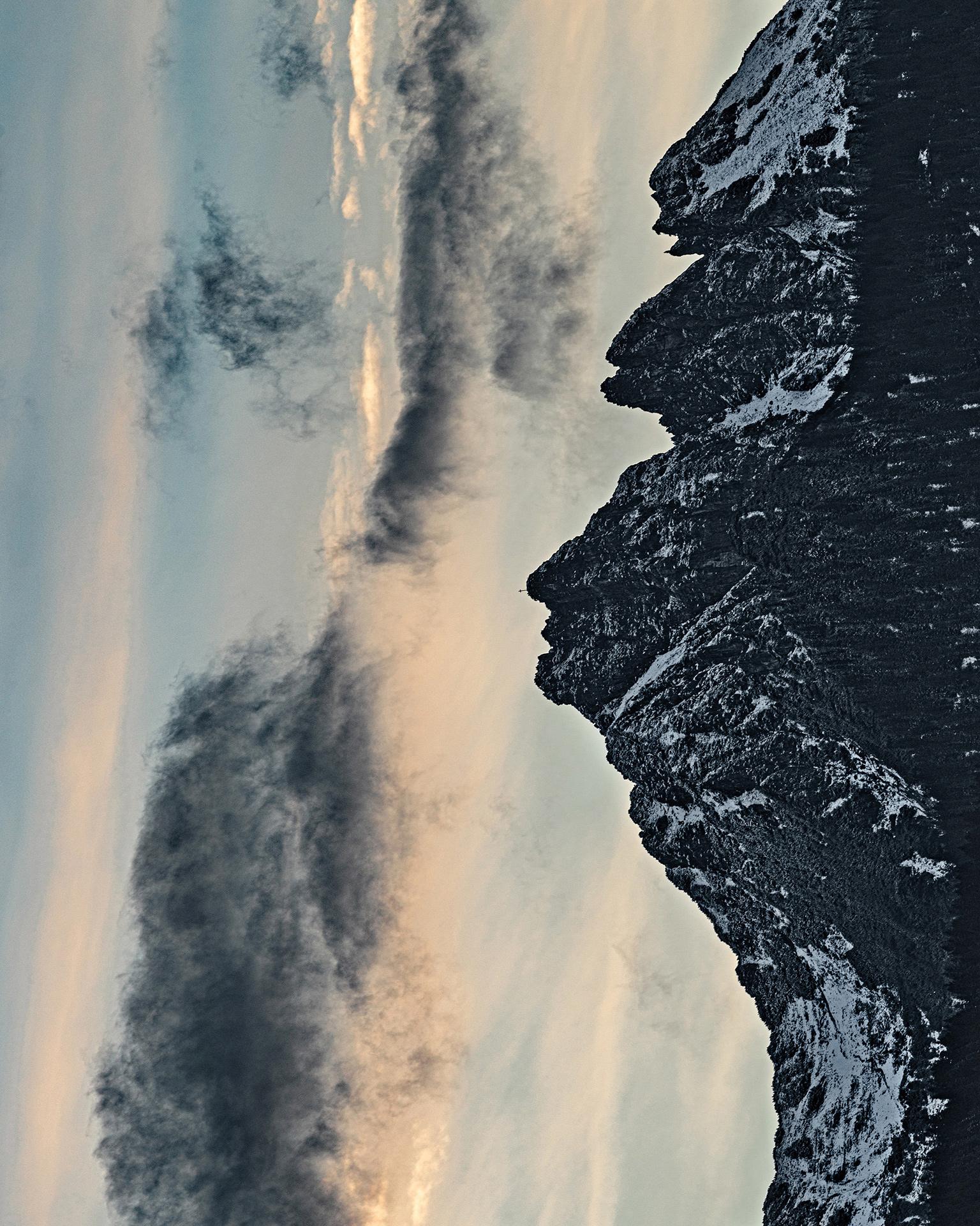 Bernhard Lang Fotografa Imagens Ilusórias de Montanhas Artes & contextos lang 5