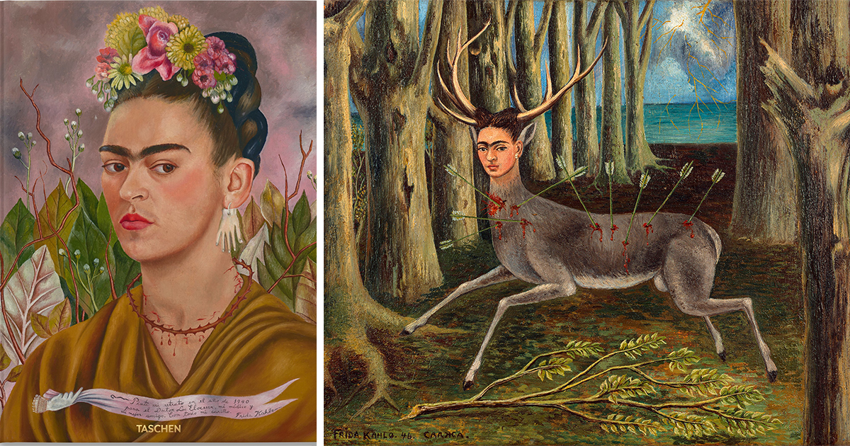 An XXL-Edition Compiles All of Frida Kahlo's 152 Artworks in an Extensive Celebration of Her Life and Work