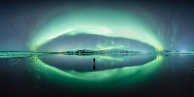 Brilliant Solar Flares and the Northern Lights Appear in the Astronomy Photographer of the Year Shortlist